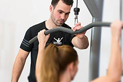 Personal training LH Stimulans